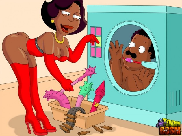 The Cleveland Show Porn