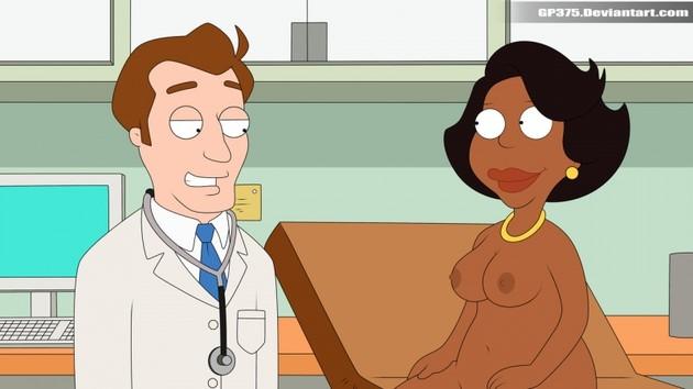 Sexy Cleveland Show Porn